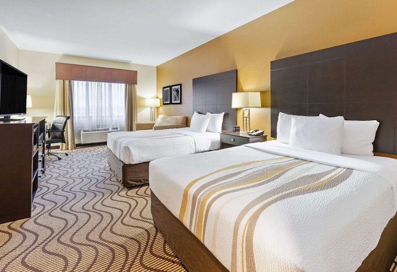 La Quinta Inn & Suites by Wyndham South Bend, South Bend, Suite Deluxe, 2 letti queen, non fumatori, Camera