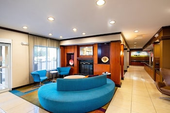 巴托溪巴特爾克里克萬豪費爾菲爾德套房酒店的圖片
