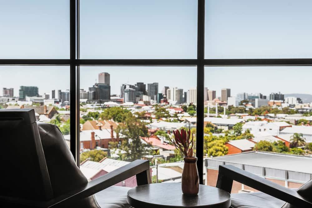 Pokoj typu Superior, dvojlůžko (180 cm), výhled na město - Výhled na město