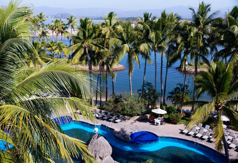 Grand Isla Navidad Resort, Isla Navidad, Pogled iz zraka