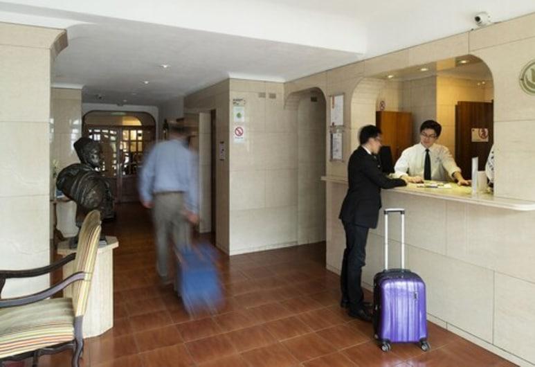 Hotel Presidente Santiago, Santiago, Recepcia