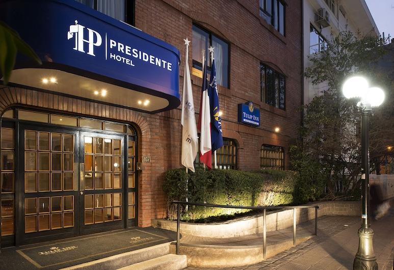 Hotel Presidente Santiago, Santiago, Hotellfasad