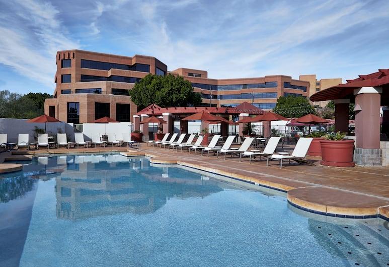 Hilton Garden Inn Scottsdale Old Town, Scottsdale, Piscina externa