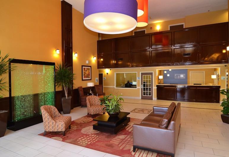Holiday Inn Express Hotel & Suites San Antonio-Airport North, San Antonio, Lobby