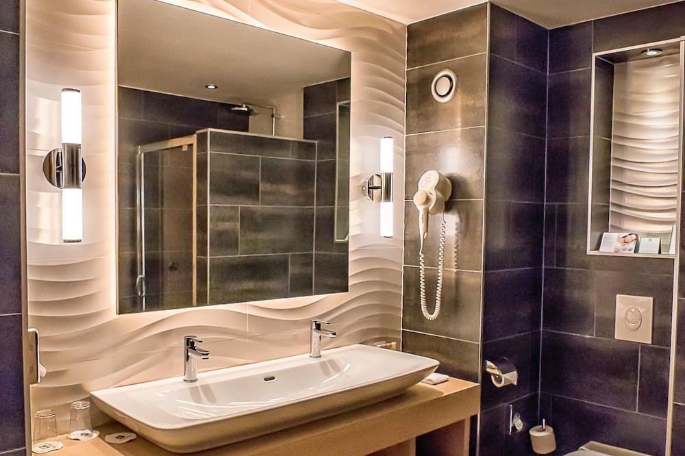 Suite, 1 Tempat Tidur King, non-smoking - Kamar mandi