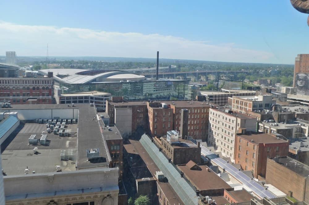 Standardrum - Utsikt mot staden