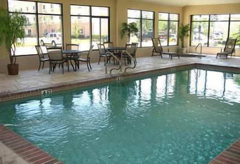 Hampton Inn & Suites Houston-Cypress Station, Houston, Vidaus baseinas