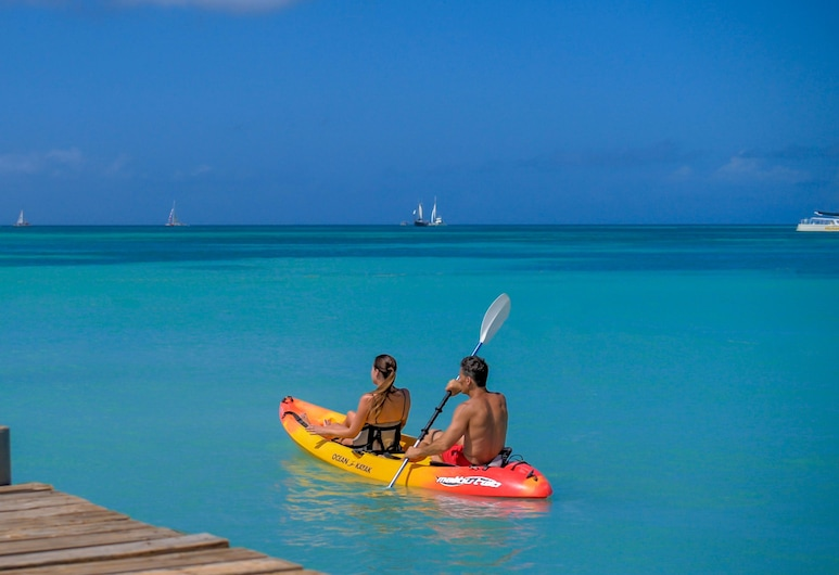 Barceló Aruba - All Inclusive, Noord, Kayaking