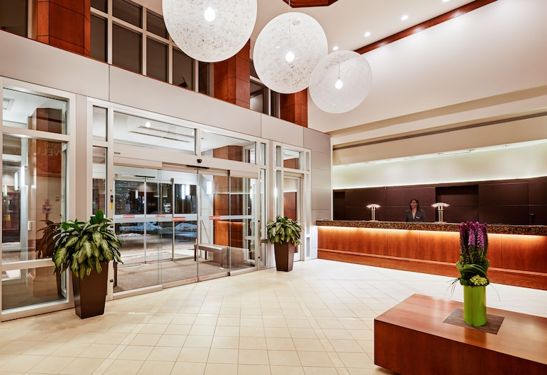 InterContinental Suites Hotel Cleveland, Cleveland, Lobby