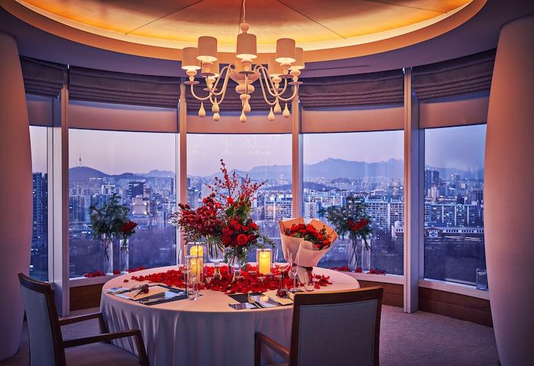首尔江南世贸中心洲际酒店, 首尔, 餐厅