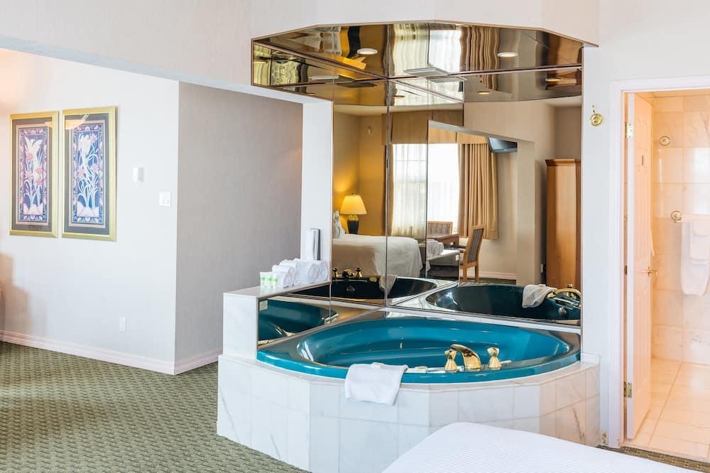 Jacuzzi Suite, Non-Smoking - 按摩浴缸