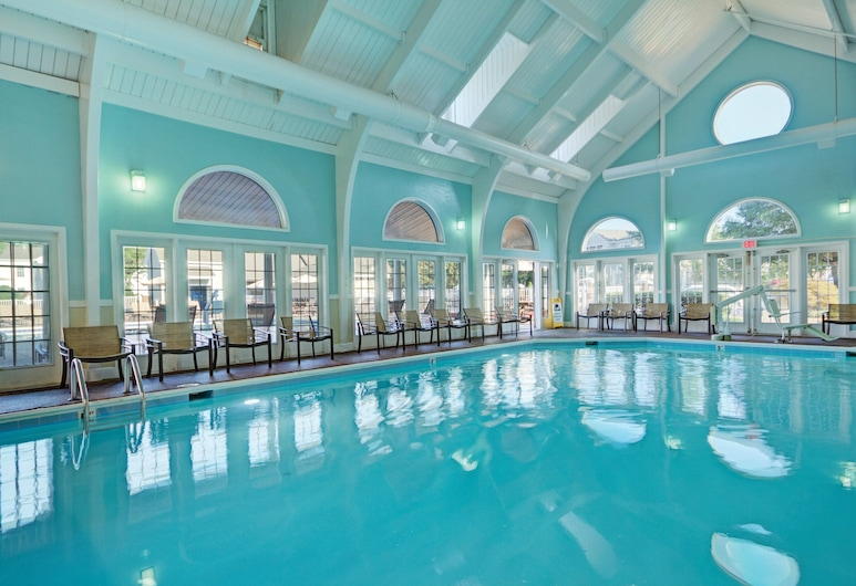 Club Wyndham Kingsgate, Williamsburg, Piscina cubierta
