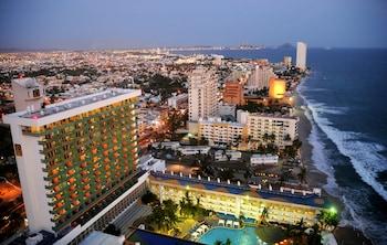 Fotografia do El Cid Castilla Beach Hotel em Mazatlan