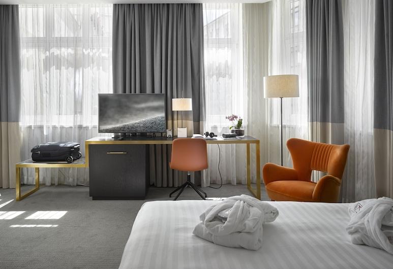K+K Hotel Fenix, Prague, Quiet Urban, Chambre