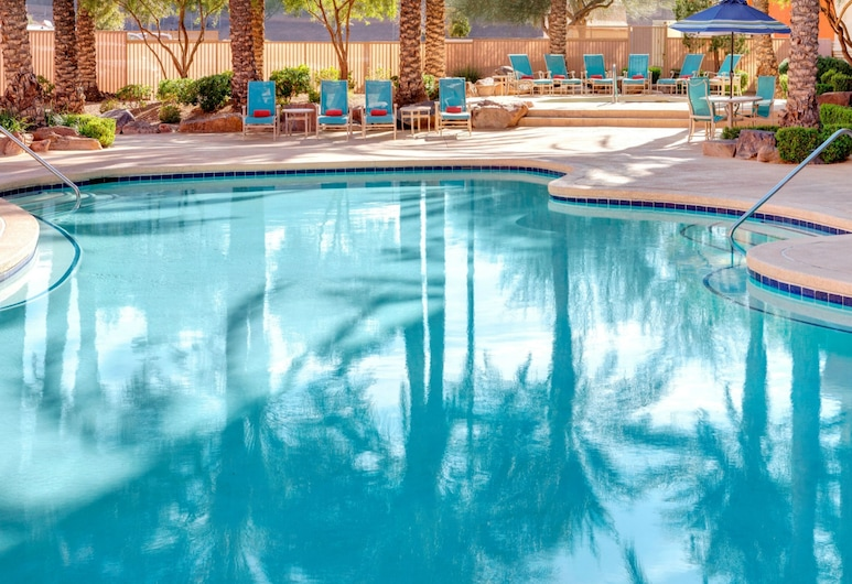 Santa Fe Station Hotel & Casino, Las Vegas, Açık Yüzme Havuzu