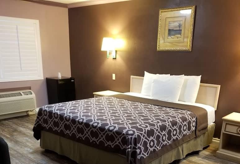 Hollywood Stars Inn, Los Angeles, Standard Room, 1 King Bed, Guest Room