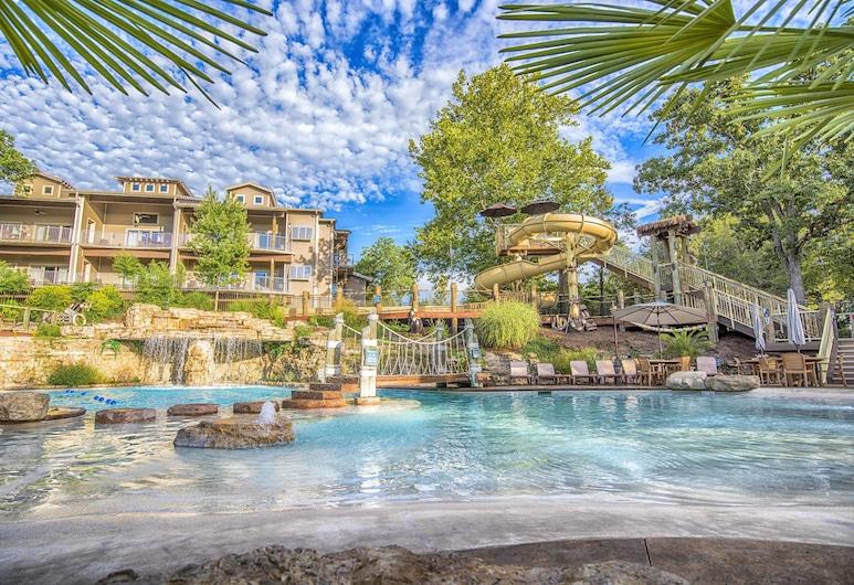 Still Waters Resort, Branson, Lux. Apartment, 2Schlafzi., Küche, Jac., Zimmer