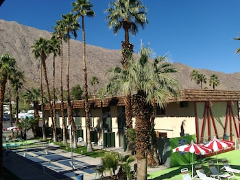 Mynd af Desert Lodge í Palm Springs