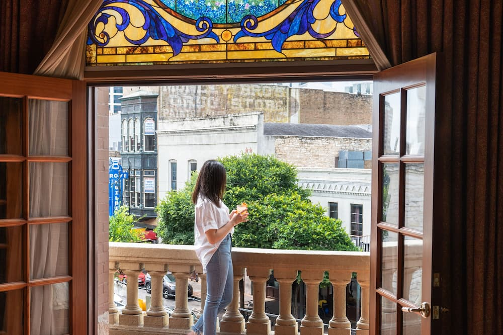 Basic-Suite (Landmark) - Balkon