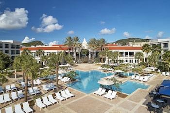 Foto van Curacao Marriott Beach Resort in Willemstad