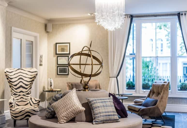 Mercure London Hyde Park Hotel, London, Sohvabaar fuajees