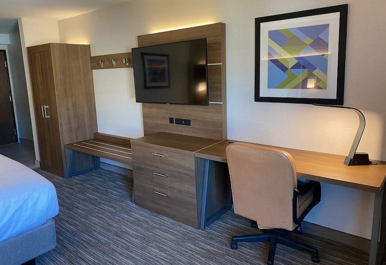 Holiday Inn Express & Suites Chatsworth, an IHG Hotel, Chatsworth, Darījumklases numurs, 1 divguļamā karaļa gulta, nesmēķētājiem (Mobility Tub), Numura ērtības