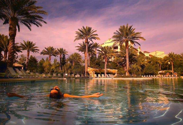 JW Marriott Las Vegas Resort & Spa, Las Vegas, Spor Salonu