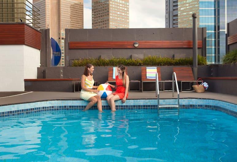 Rydges Melbourne Hotel, Melbourne, Piscina externa