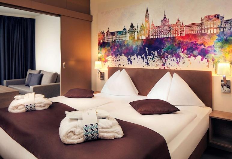 Hotel Mercure Graz City, Graz, Junior-Suite, Zimmer