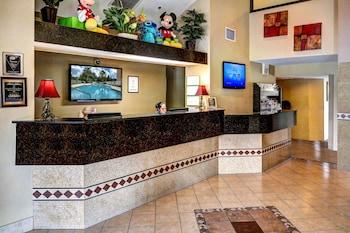 Kissimmee — zdjęcie hotelu Destiny Palms Hotel Maingate West