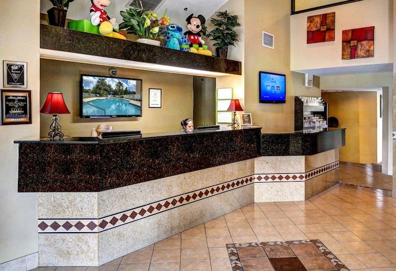 Destiny Palms Hotel Maingate West, Kissimmee, Móttaka