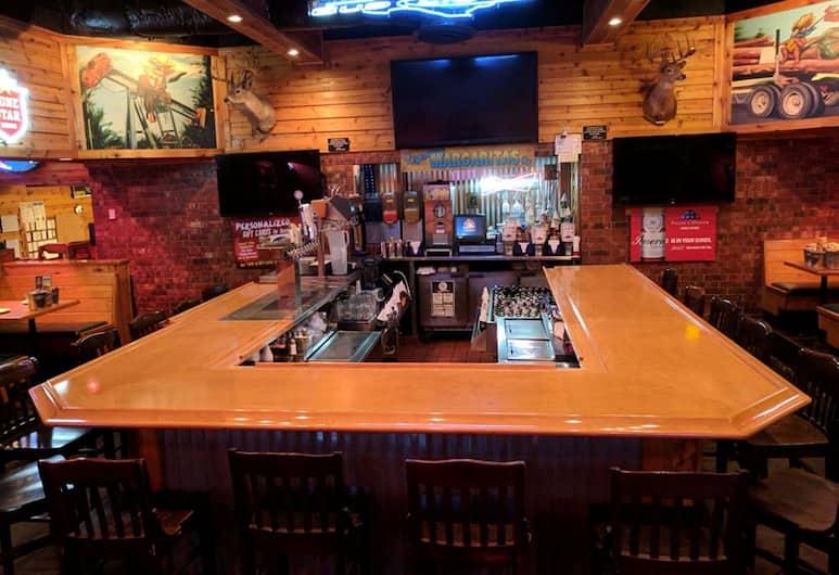 Super 8 by Wyndham Longview/I-20, Longview, Bar del hotel