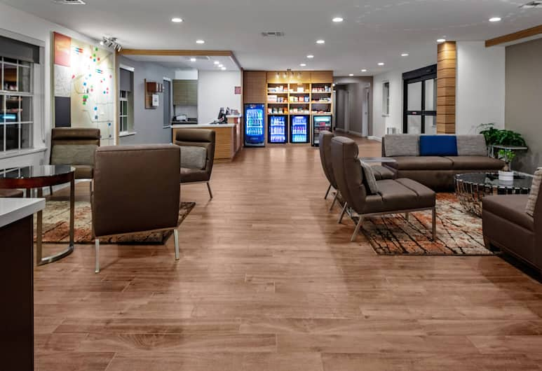 TownePlace Suites by Marriott Dallas Plano/Legacy, Plano, Lounge do saguão