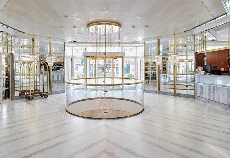Living Hotel Kaiser Franz Joseph, Viyana, Lobi