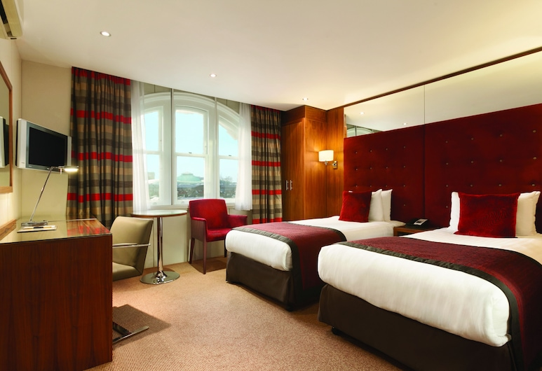 DoubleTree by Hilton London West End, London, Tomannsrom, Gjesterom