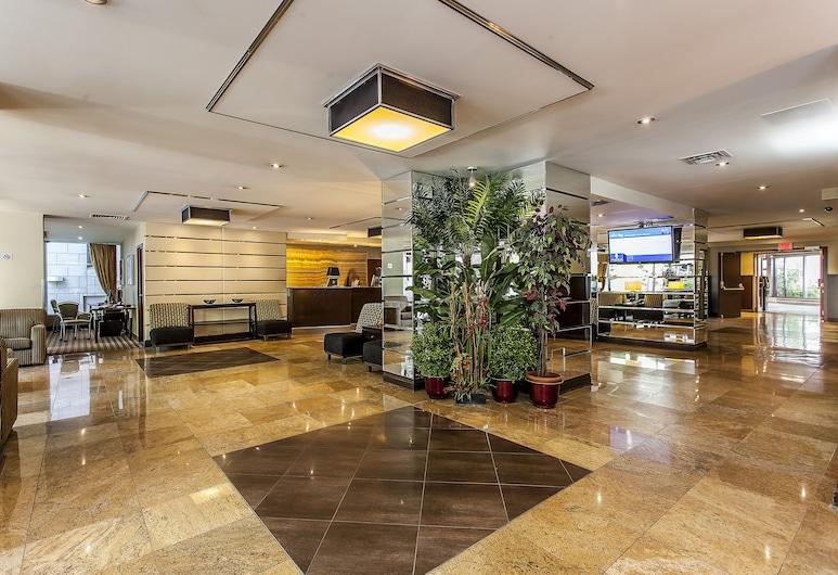 Le Nouvel Hotel & Spa, Monreāla, Vestibils