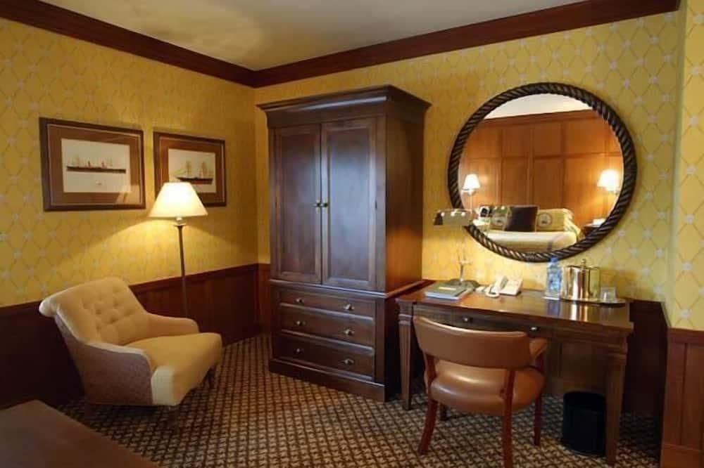 Standardzimmer, 1 Queen-Bett - Wohnzimmer