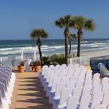 Υπαίθριος χώρος διοργάνωσης γάμων