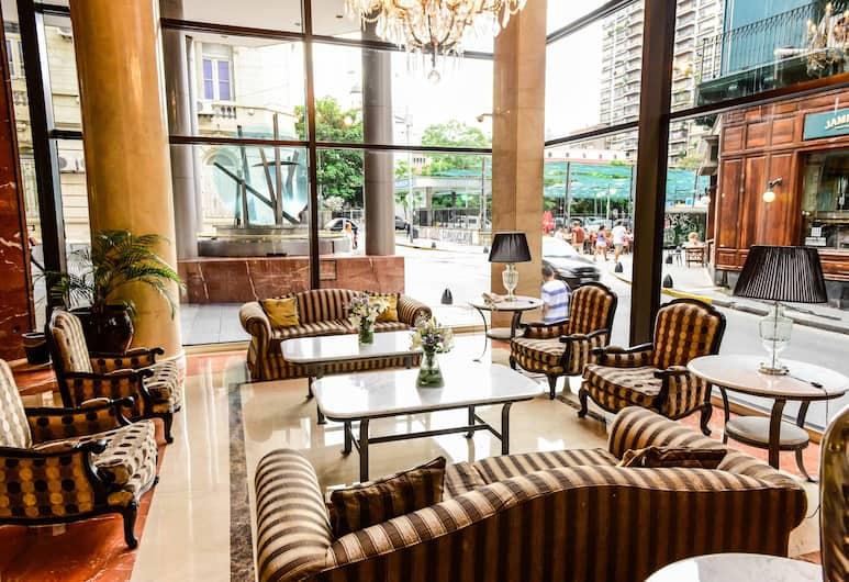 Amérian Buenos Aires Park Hotel, Buenos Aires, Sala de estar en el lobby