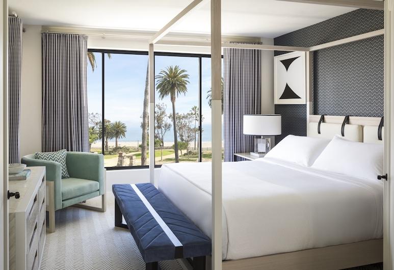 Oceana, Santa Monica, Signature Oceanfront Ocean Front Suite, Beach/Ocean View