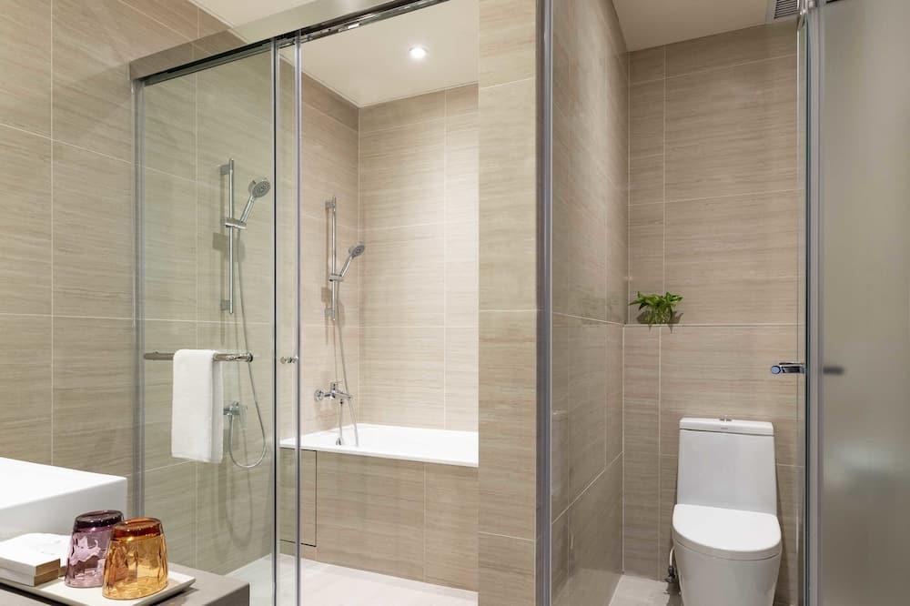 豪華海景套房 (全新裝飾) - 浴室