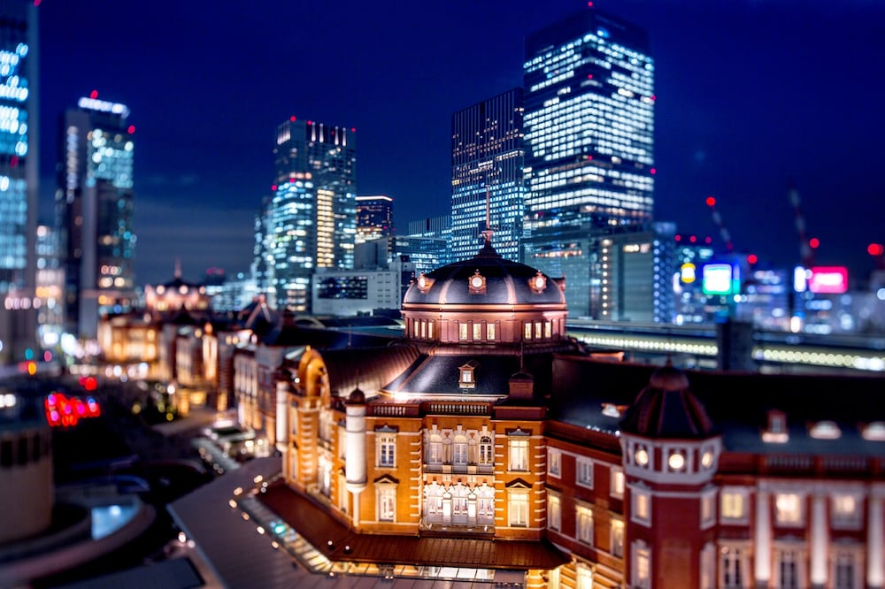The Tokyo Station Hotel