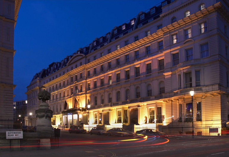 Corus Hyde Park Hotel, Sure Hotel Collection by Best Western, Londen, Voorkant hotel - avond/nacht
