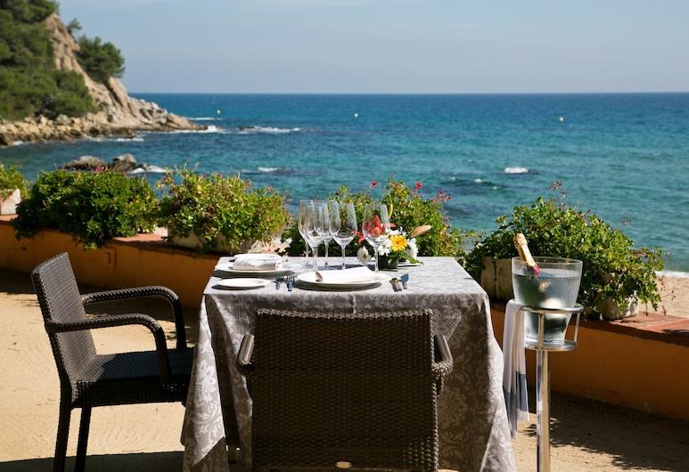 Hotel Santa Marta, Lloret de Mar, Outdoor Dining