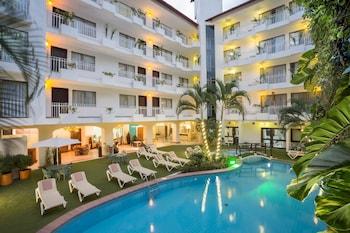 Puerto Vallarta bölgesindeki Los Arcos Suites resmi
