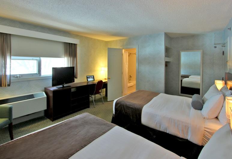 Rodd Moncton Hotel, Moncton, Quarto Económico, 2 camas de casal, Quarto