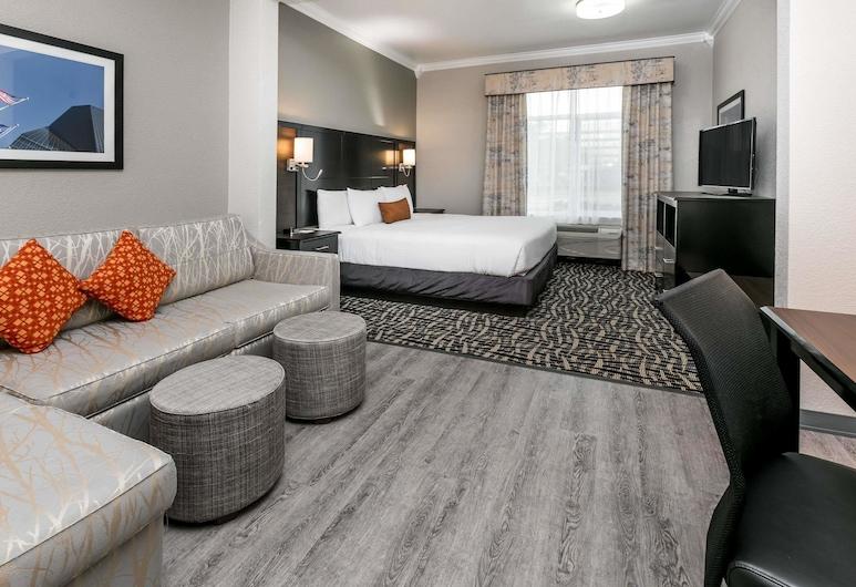 Wingate by Wyndham Dallas Love Field, Dallas, Standardzimmer, 1King-Bett und Schlafsofa, Nichtraucher, Zimmer