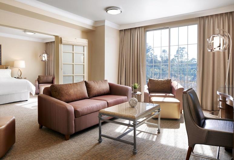 The Westin Palo Alto, Palo Alto, Suite, 1 Bedroom, Non Smoking, Guest Room