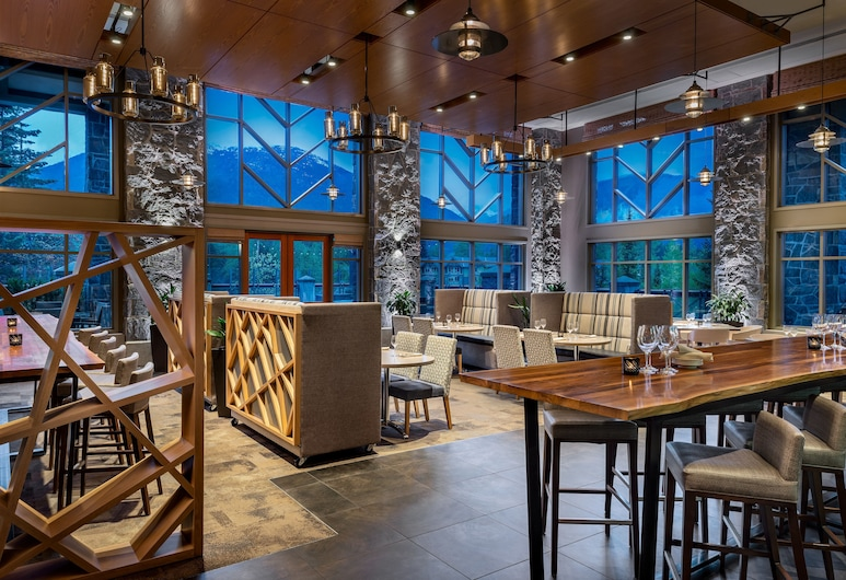 The Westin Resort & Spa, Whistler, Whistler, Restoran