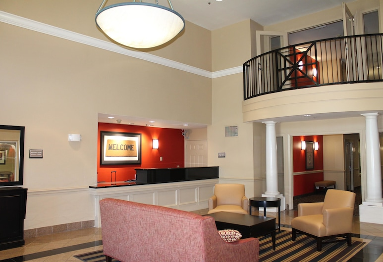 Extended Stay America -Houston-Med Ctr-NRG Pk-Braeswood Blvd, Houston, Lobby